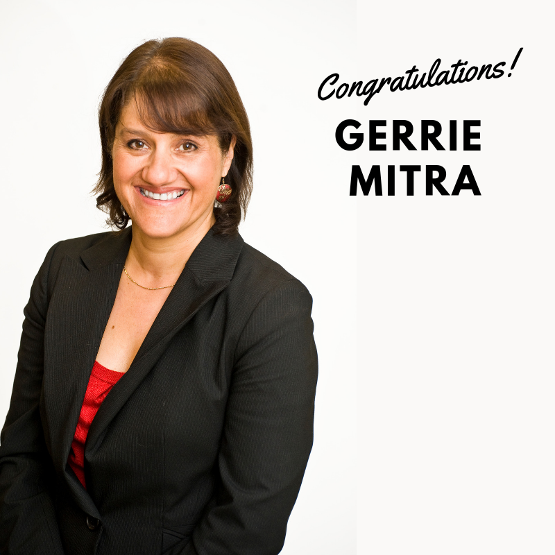 Corporate portrait of Gerrie Mitra