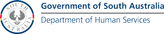 Government of South Australia, DHS - logo